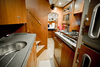 SOTERION Yacht Charter - Galley