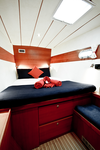 SOTERION Yacht Charter - Queen Cabin