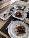 NEW HORIZONS 3 Yacht Charter - Chefs' Creations