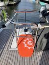 COLETTE Yacht Charter - Planing foil wakeboard