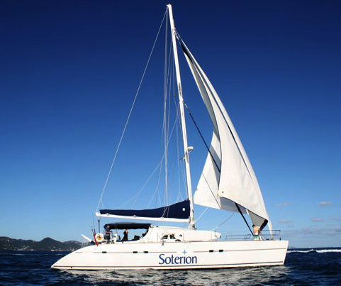 SOTERION Yacht Charter - Ritzy Charters