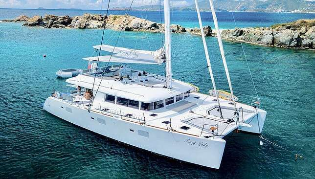 FOXY LADY Yacht Charter - Ritzy Charters
