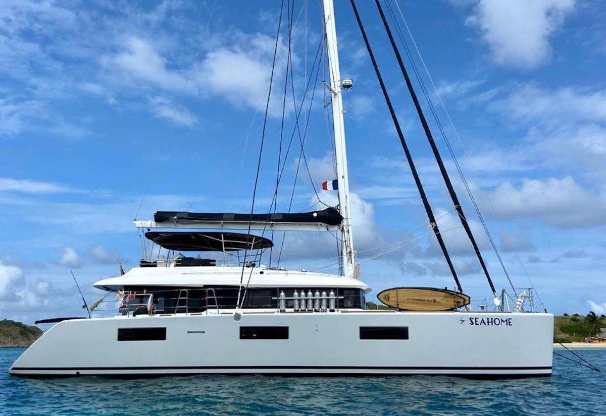 SEAHOME Yacht Charter - Ritzy Charters