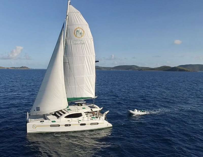 ISLAND R&R Yacht Charter - Ritzy Charters