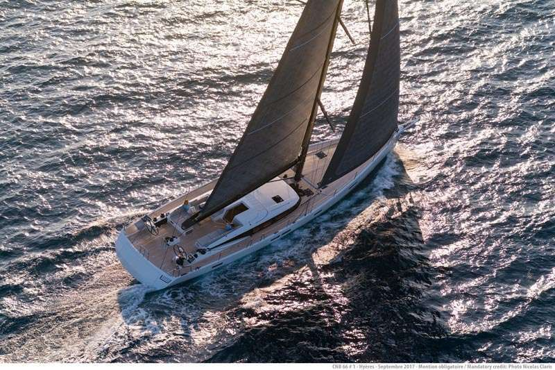 CNB66 Yacht Charter - Ritzy Charters