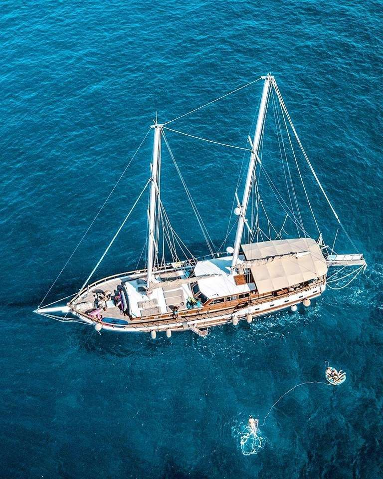 Lady Christa Yacht Charter - Ritzy Charters