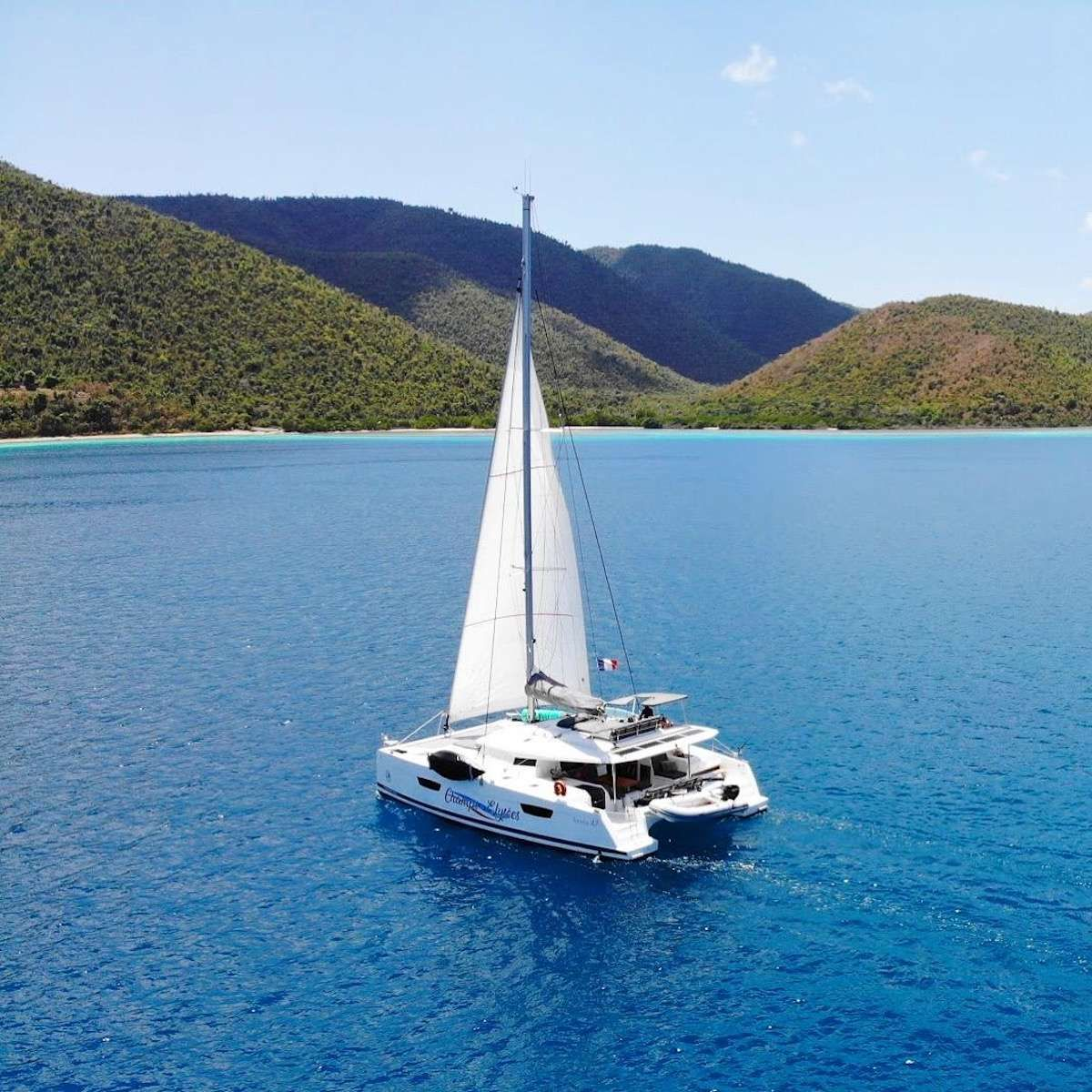 CHAMPS ELYSEES Yacht Charter - Ritzy Charters