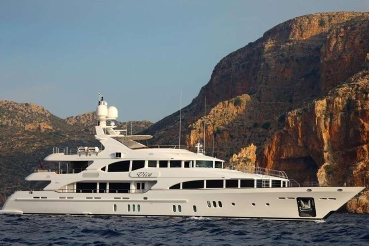 Alegria Yacht Charter - Ritzy Charters