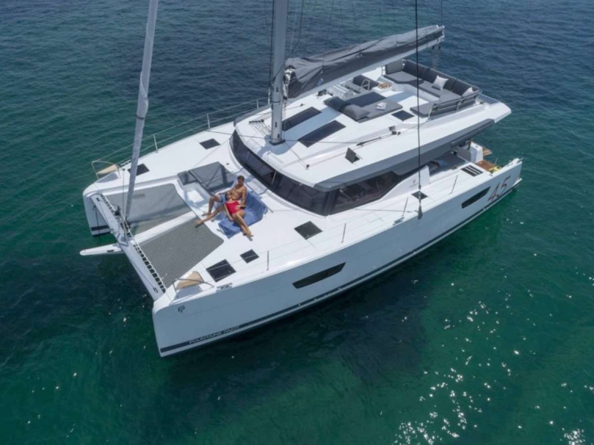 Ruckus Yacht Charter - Ritzy Charters