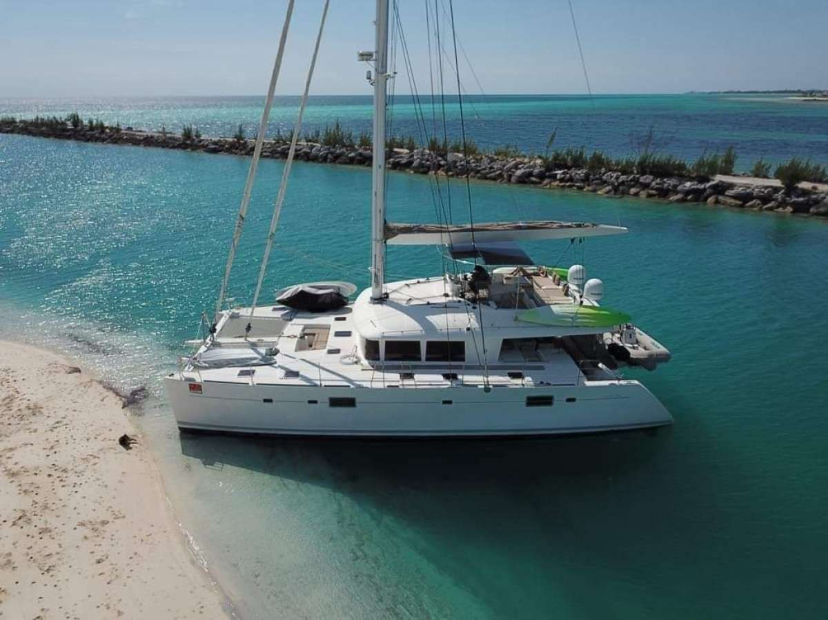 Ocean Nomad Yacht Charter - Ritzy Charters