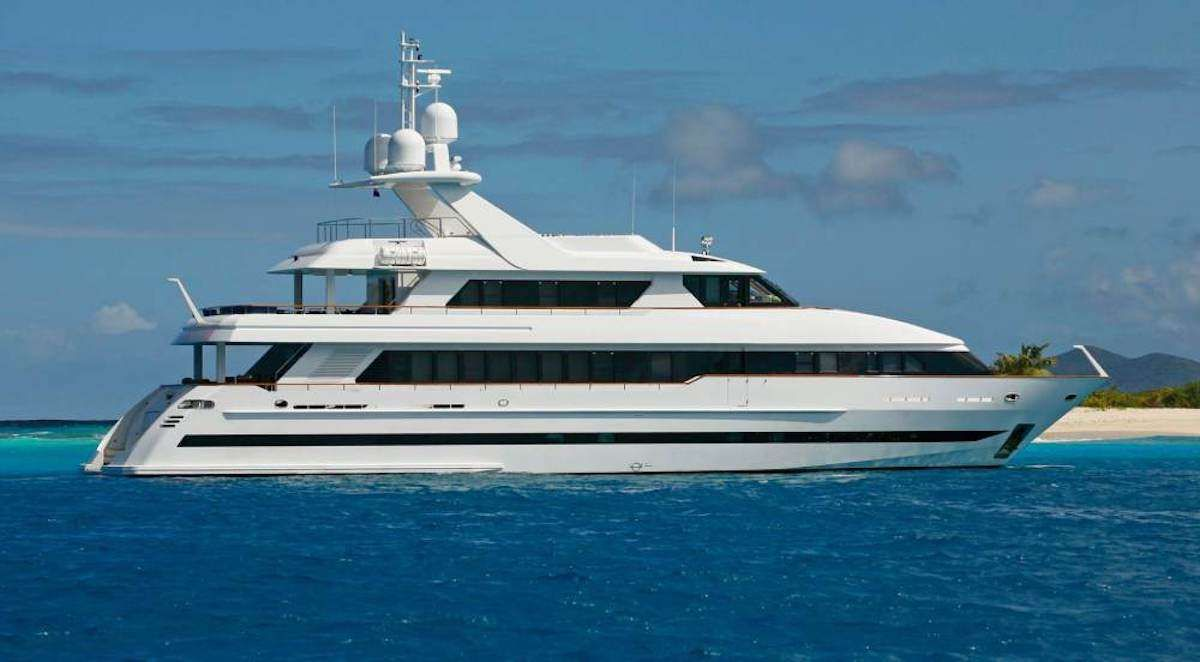 CASTELLINA Yacht Charter - Ritzy Charters