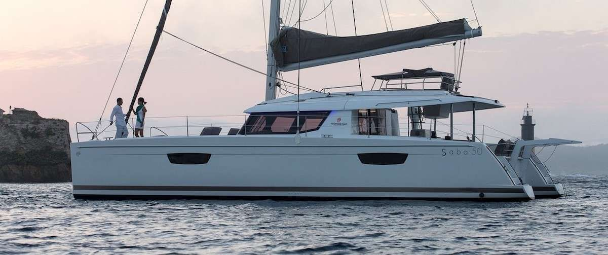 LIBRA 50 Yacht Charter - Ritzy Charters