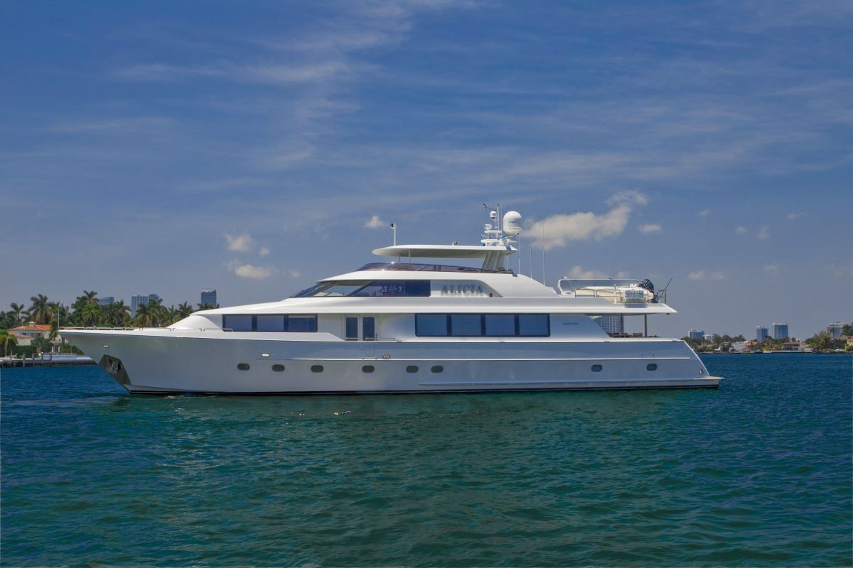 ALICIA Yacht Charter - Ritzy Charters