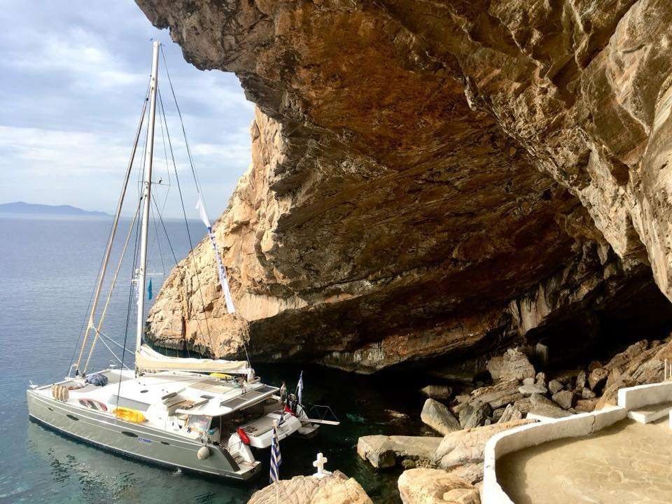 WORLD'S END (MED) Yacht Charter - Ritzy Charters