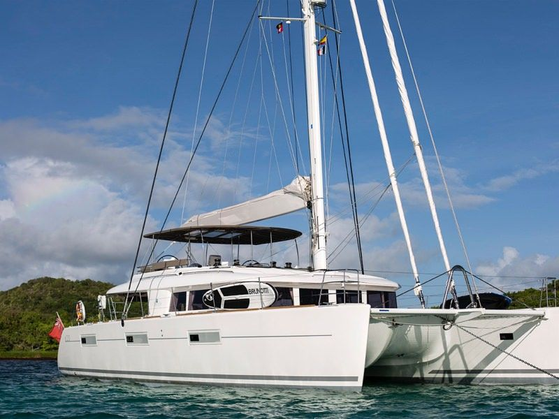 SAIL AWAY Yacht Charter - Ritzy Charters