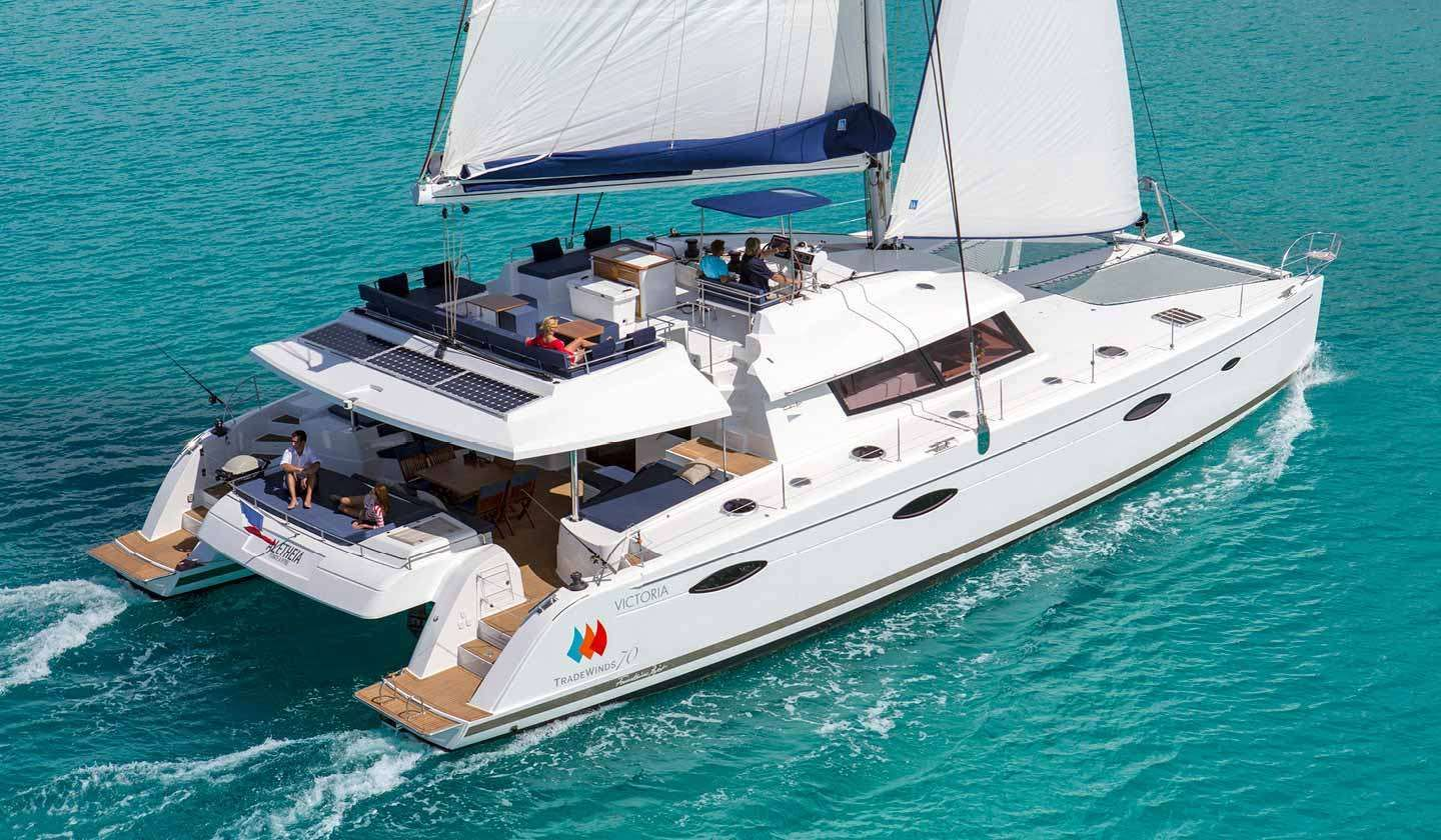ALETHEIA Yacht Charter - Ritzy Charters