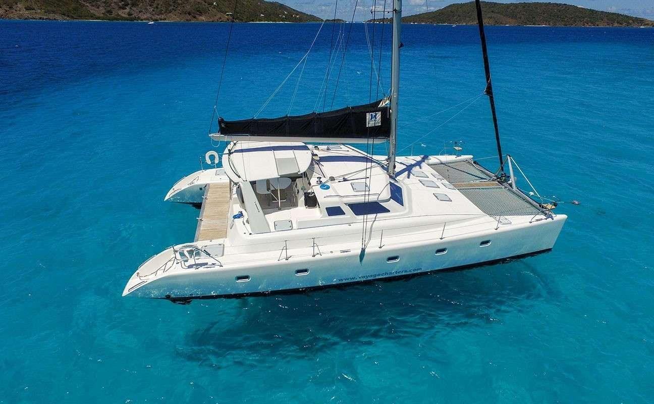SIRENA V50 Yacht Charter - Ritzy Charters
