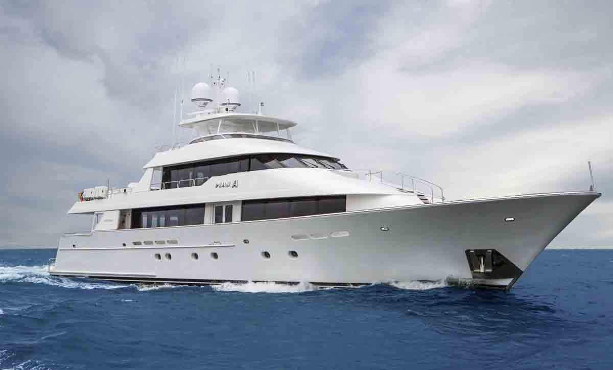 PLAN A Yacht Charter - Ritzy Charters
