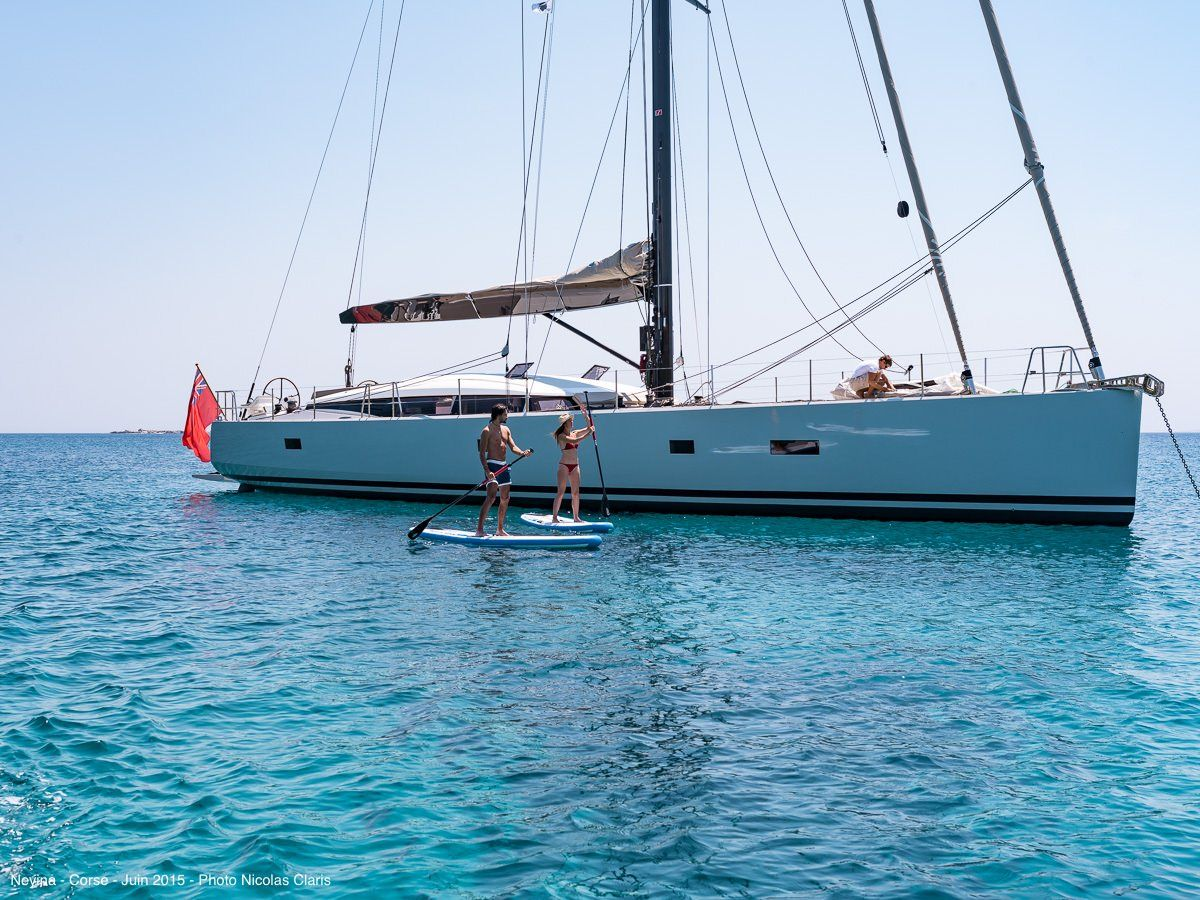 NEYINA Yacht Charter - Ritzy Charters