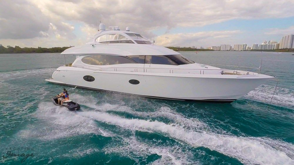 CHIP Yacht Charter - Ritzy Charters