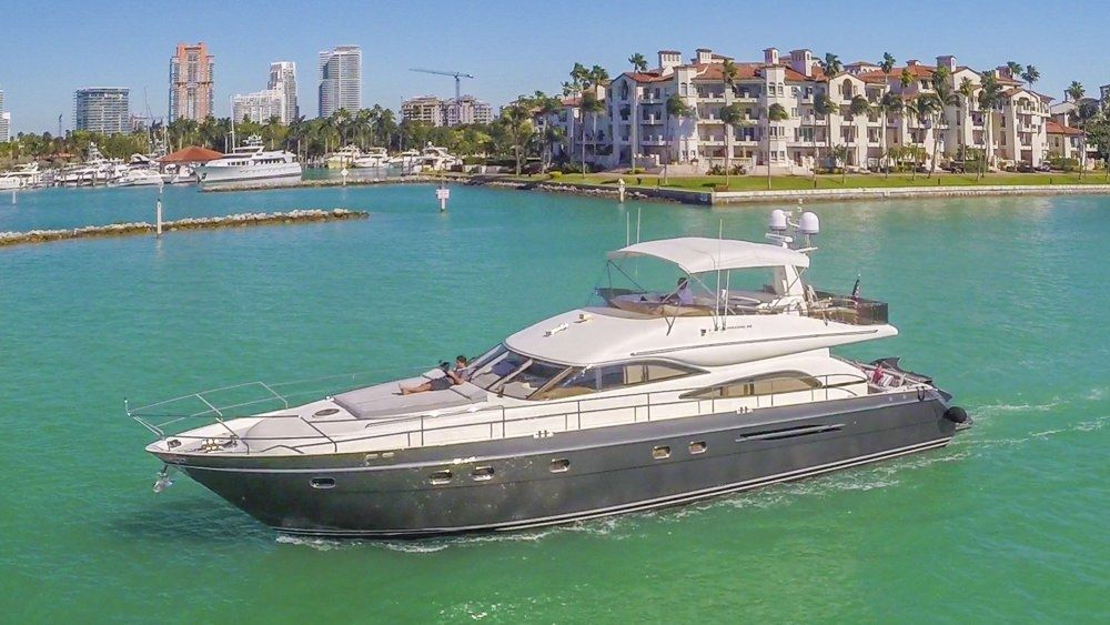 ALL GOOD Yacht Charter - Ritzy Charters