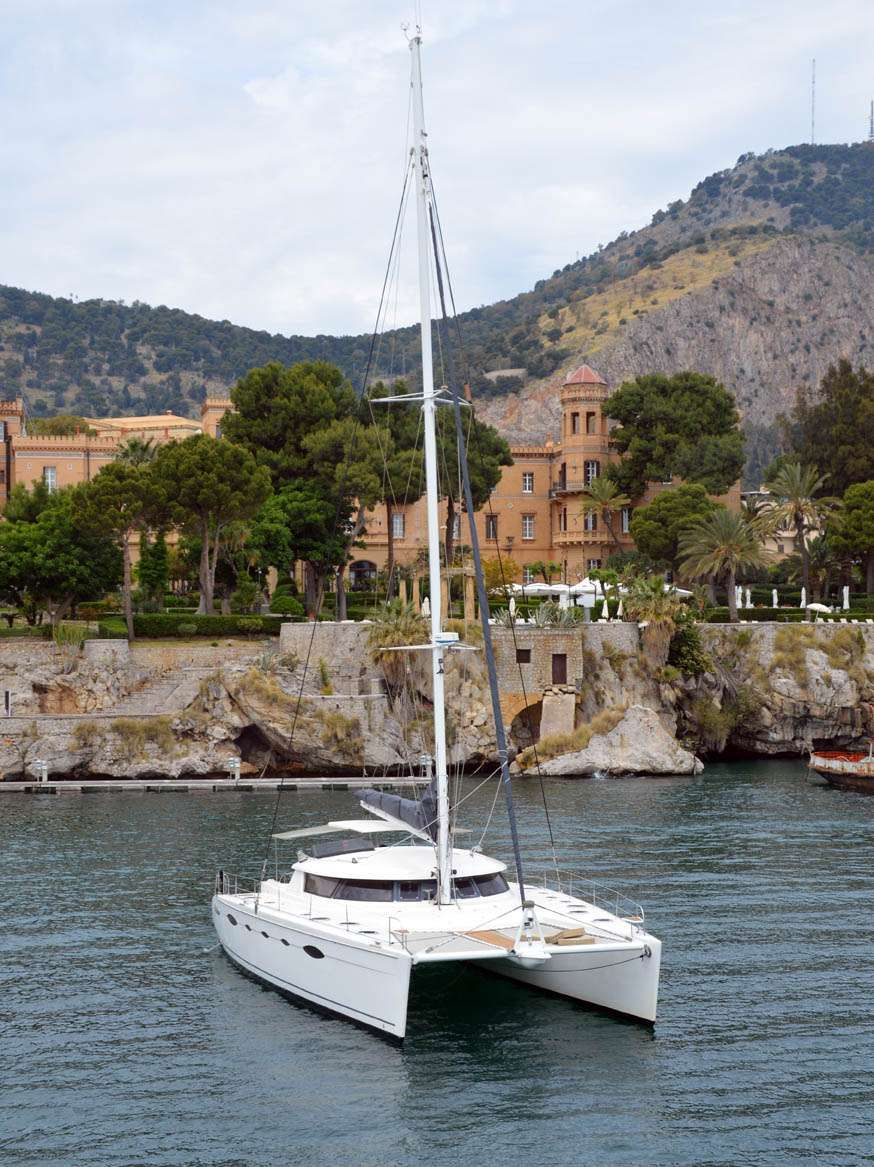 WHALE Yacht Charter - Ritzy Charters