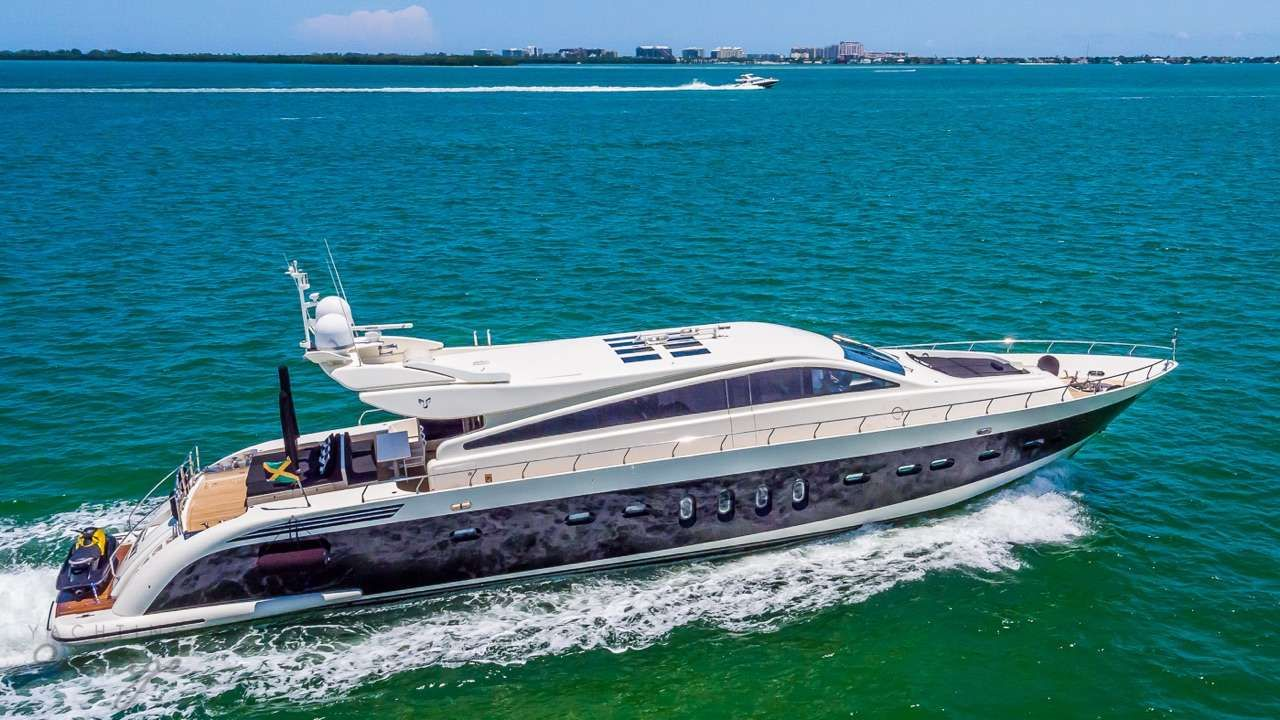 FRIDAY Yacht Charter - Ritzy Charters
