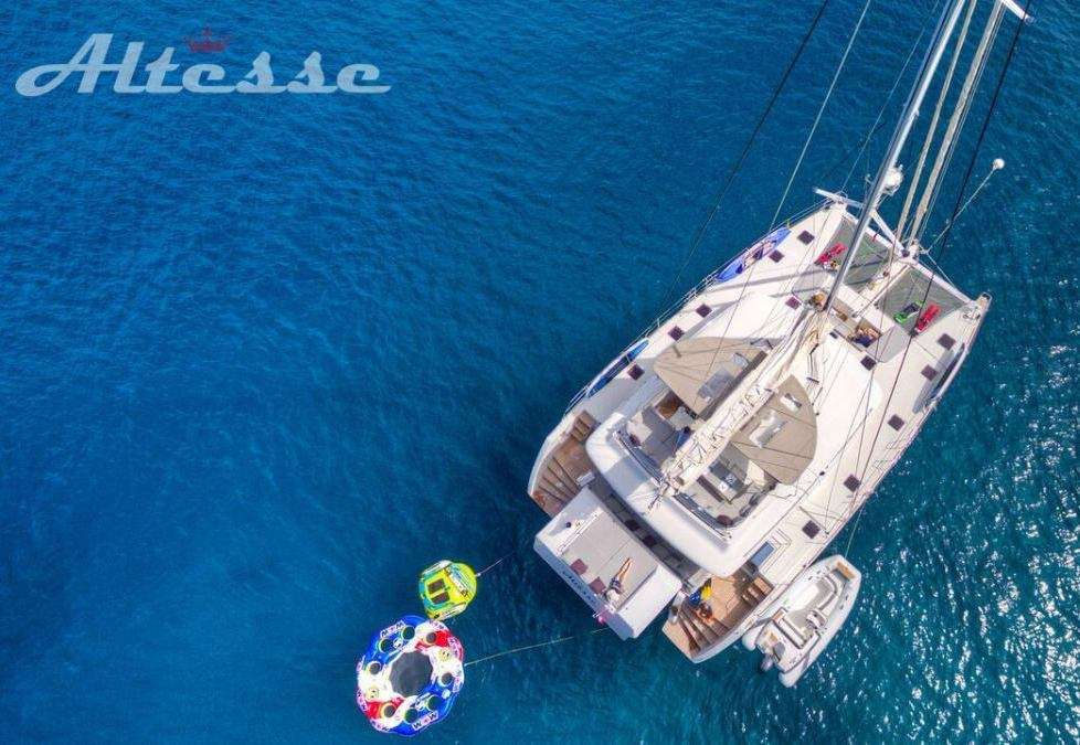 ALTESSE Yacht Charter - Ritzy Charters