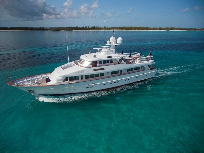 LADY VICTORIA Yacht Charter - Ritzy Charters