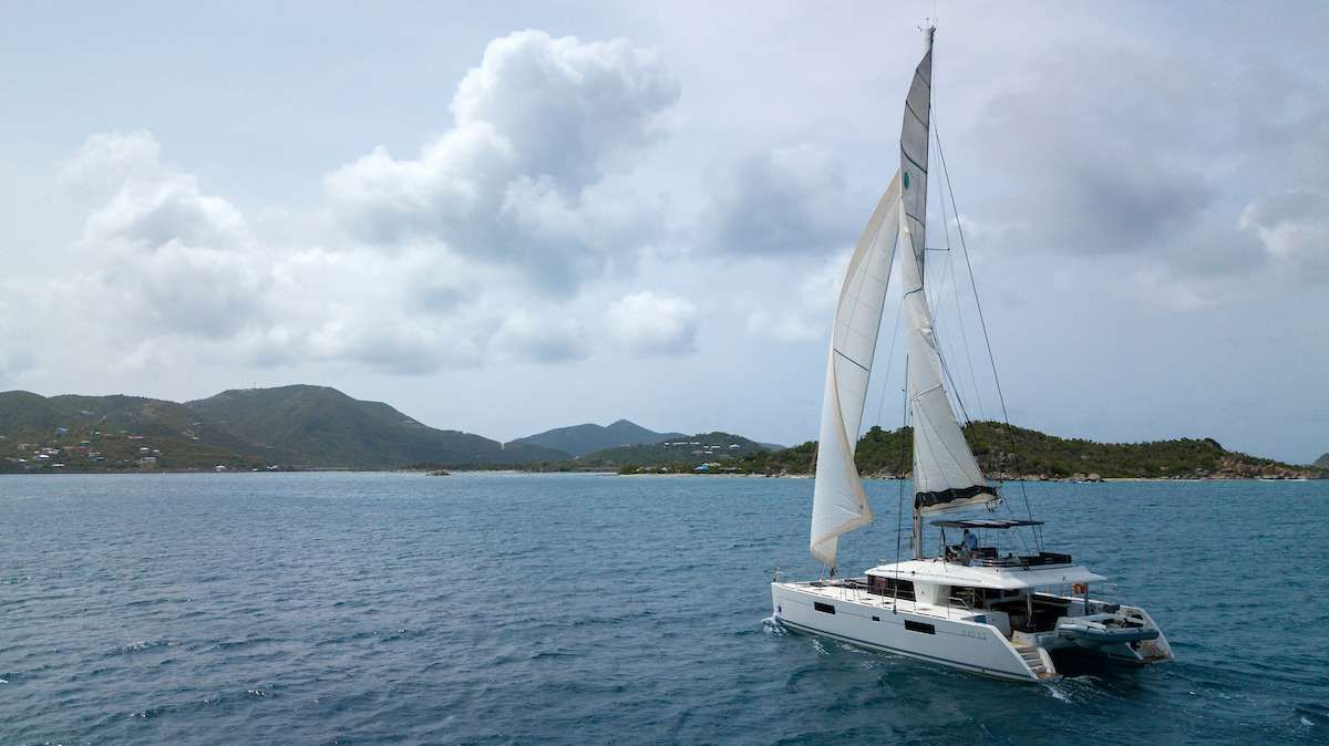 GRANDE DAME Yacht Charter - Ritzy Charters