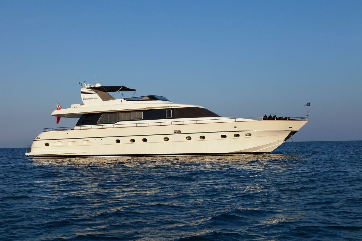 WHITEHAVEN Yacht Charter - Ritzy Charters