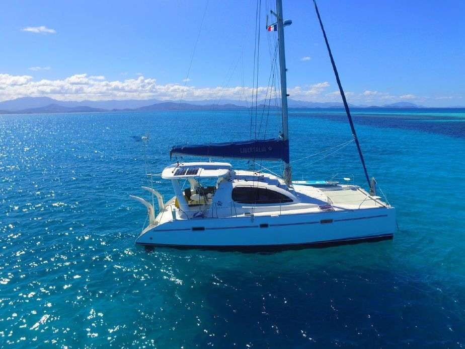 SALTY GIRL Yacht Charter - Ritzy Charters