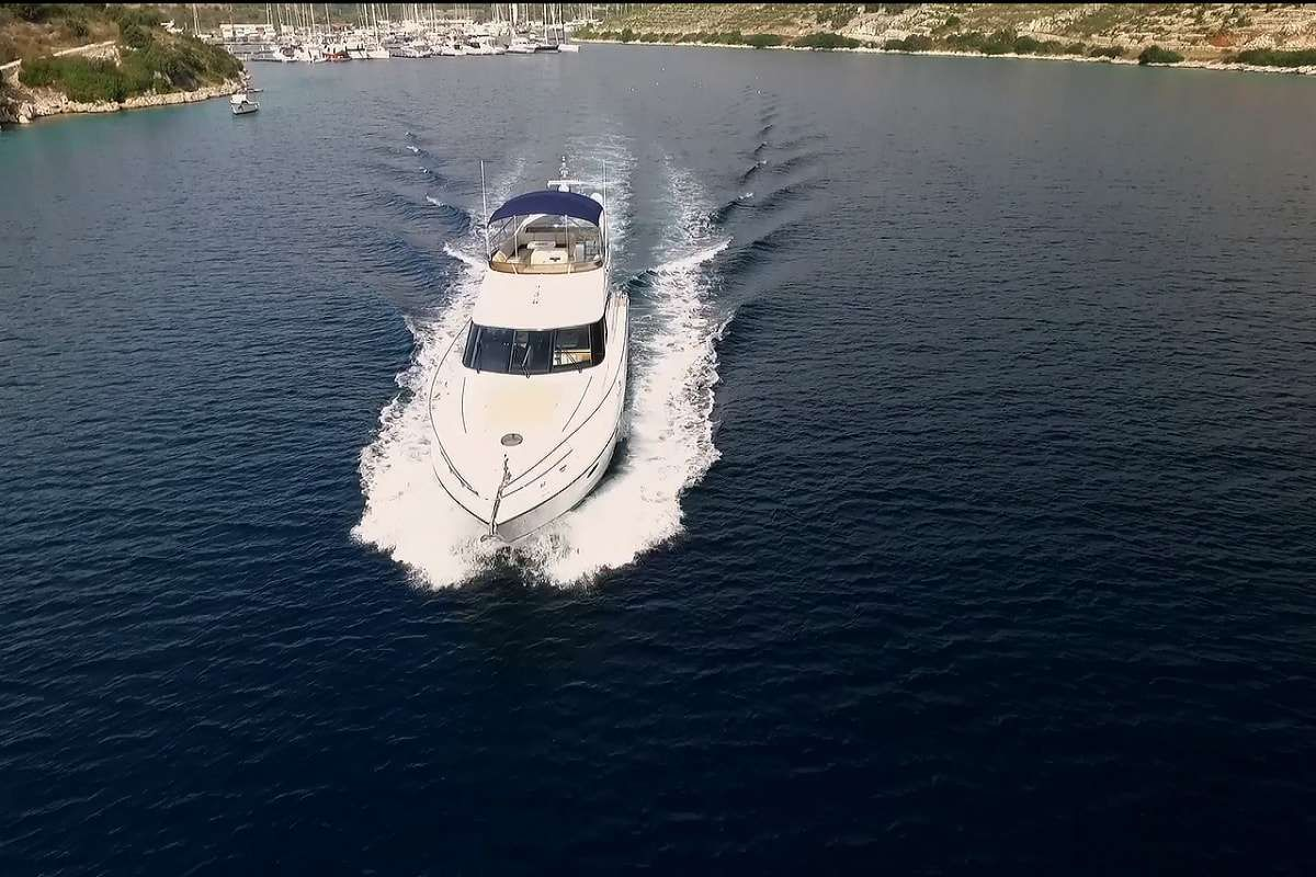 Anna Wo Yacht Charter - Ritzy Charters