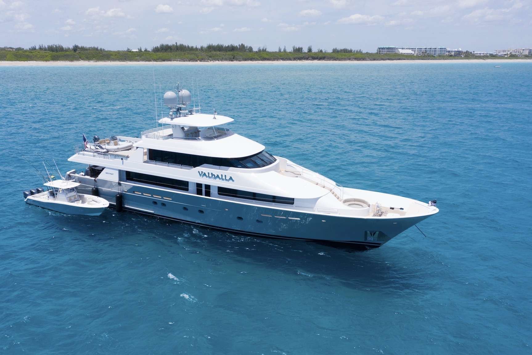 VALHALLA Yacht Charter - Ritzy Charters