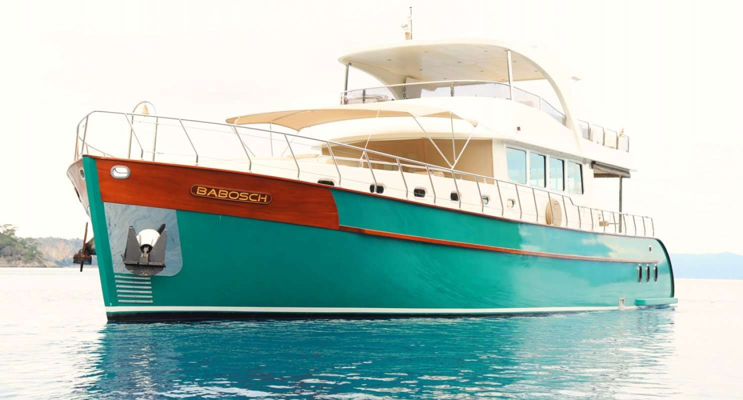 babosch Yacht Charter - Ritzy Charters