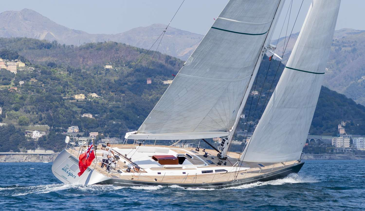 ELISE WHISPER Yacht Charter - Ritzy Charters