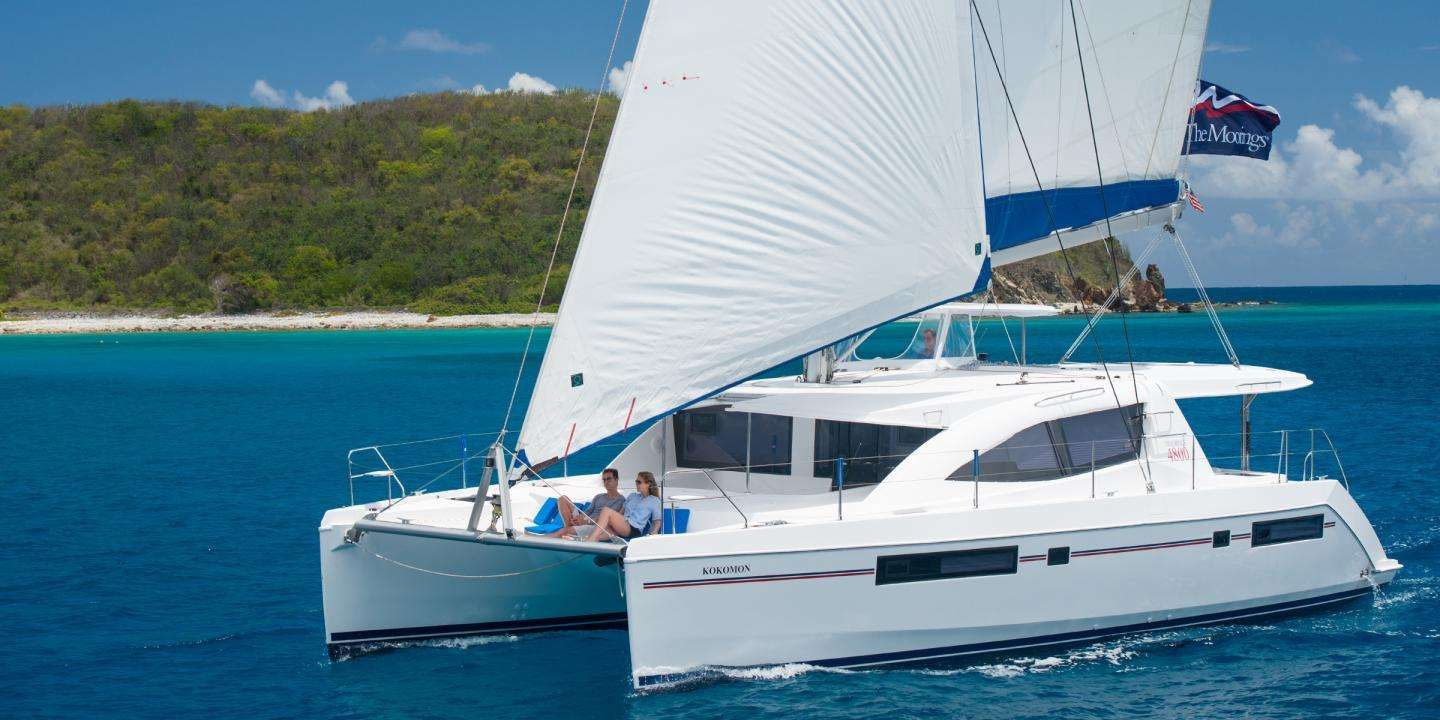 Second Star to the Right Yacht Charter - Ritzy Charters