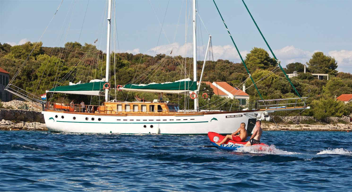 Queen of Adriatic Yacht Charter - Ritzy Charters