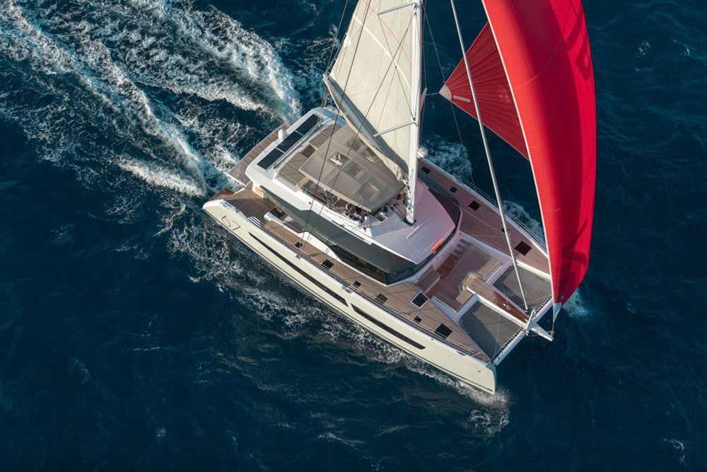BLACK CAT Yacht Charter - Ritzy Charters