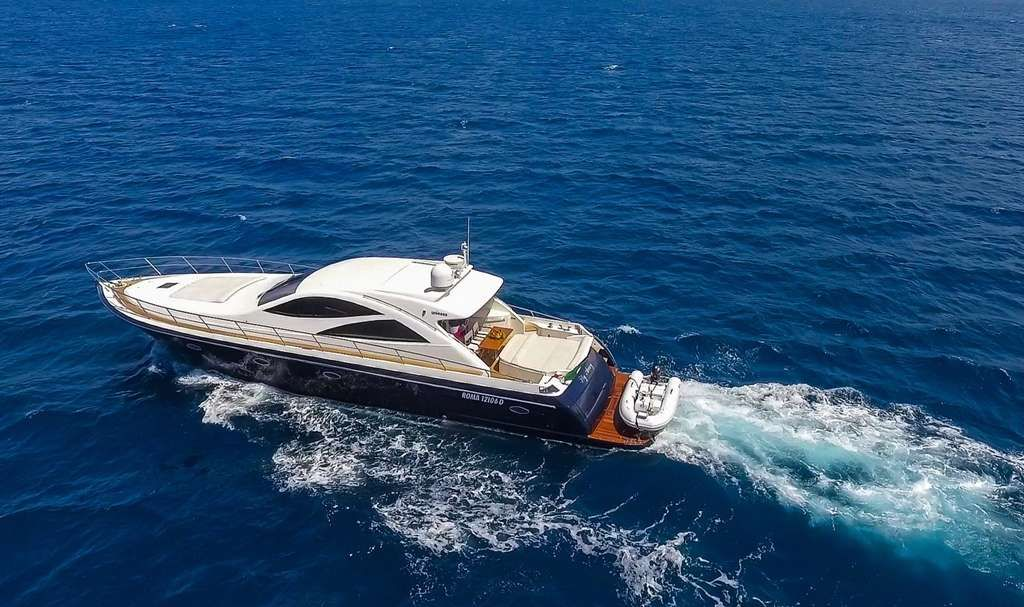 Fly Away Yacht Charter - Ritzy Charters
