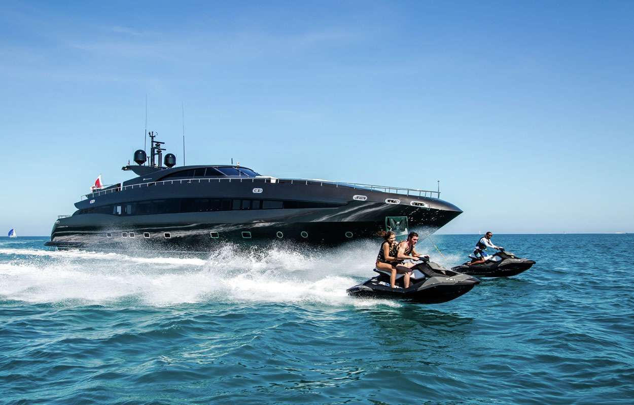 ABILITY Yacht Charter - Ritzy Charters