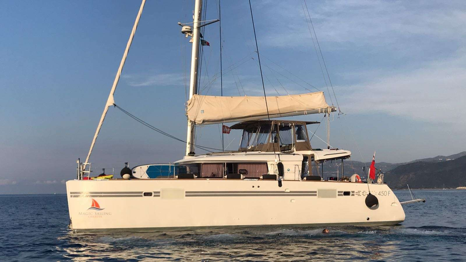 Sunshine of the sea Yacht Charter - Ritzy Charters
