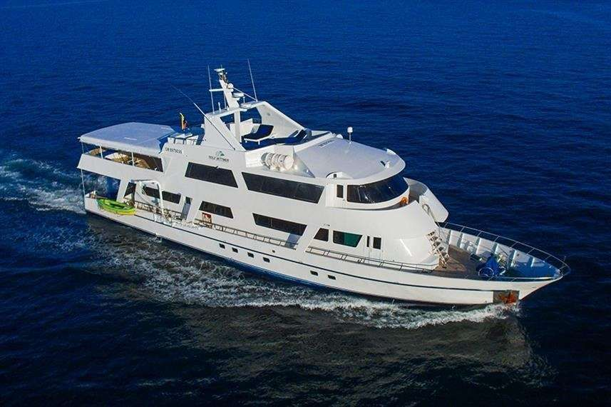 BLUE SPIRIT Yacht Charter - Ritzy Charters
