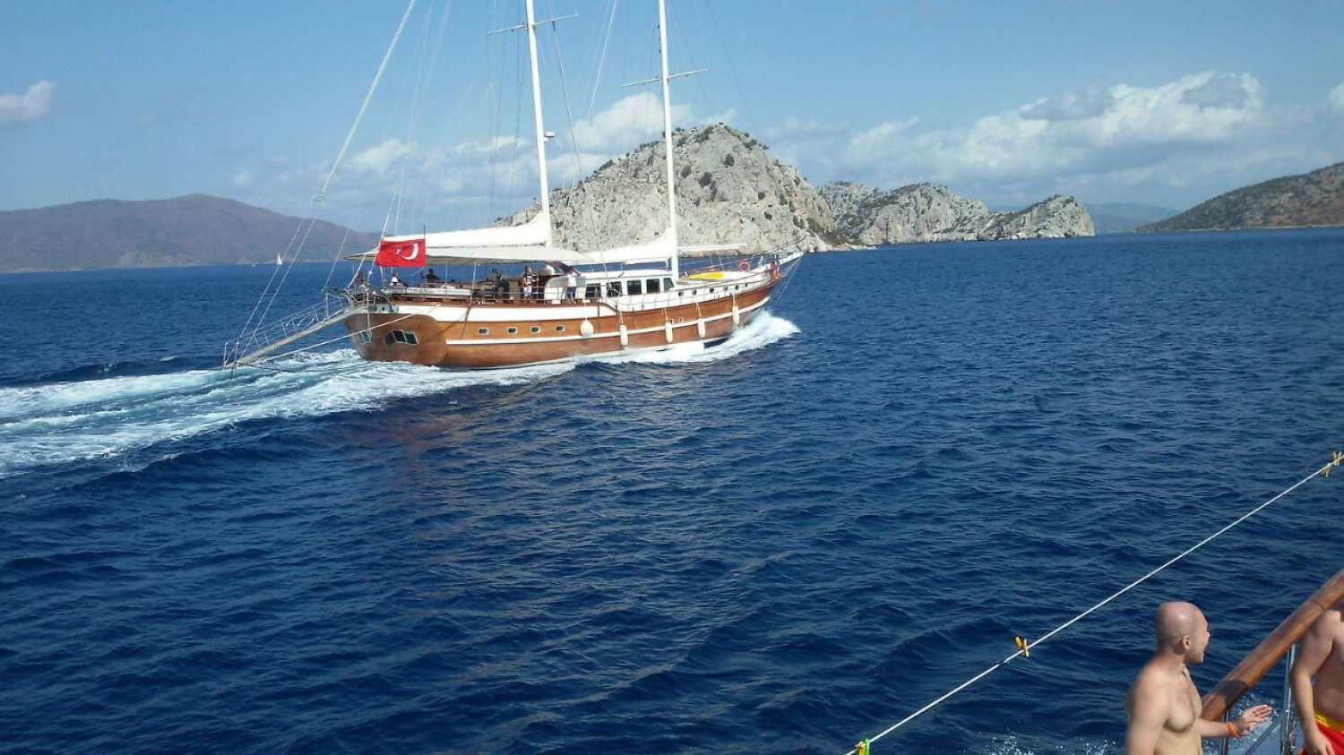 Cagan Yacht Charter - Ritzy Charters