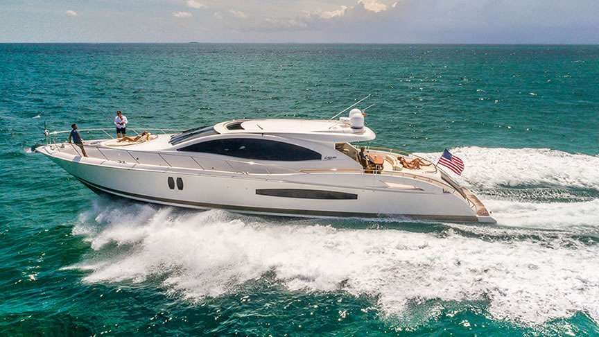 LADY H Yacht Charter - Ritzy Charters