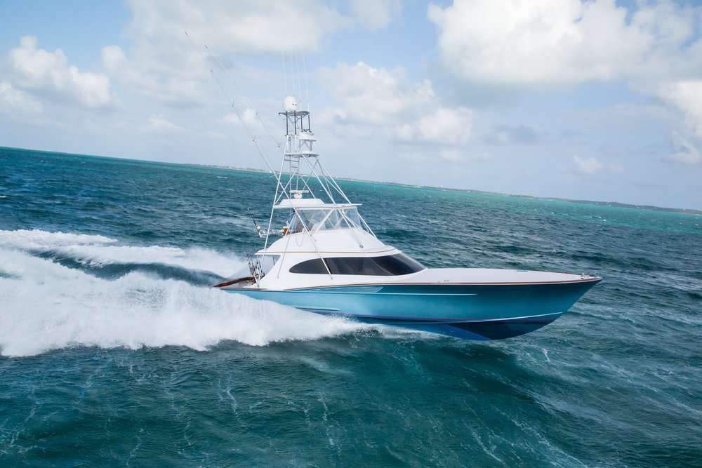 Electric Bill Yacht Charter - Ritzy Charters