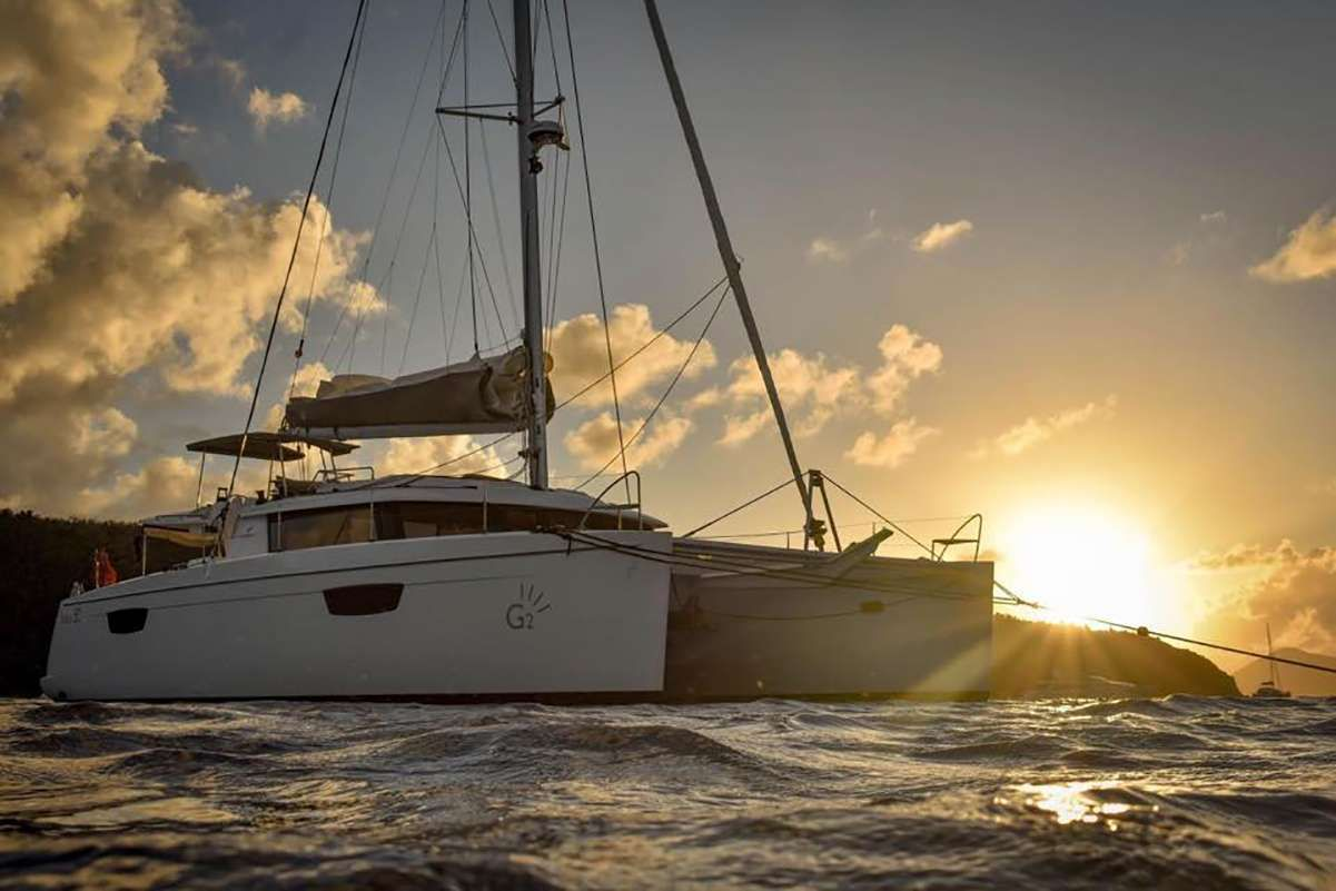 G2  (Glad In It Two) Yacht Charter - Ritzy Charters