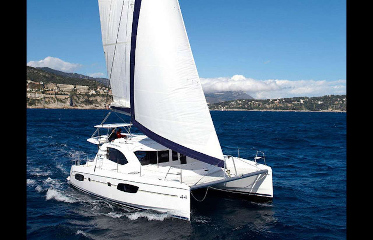 LET'S PLAY TWO Yacht Charter - Ritzy Charters