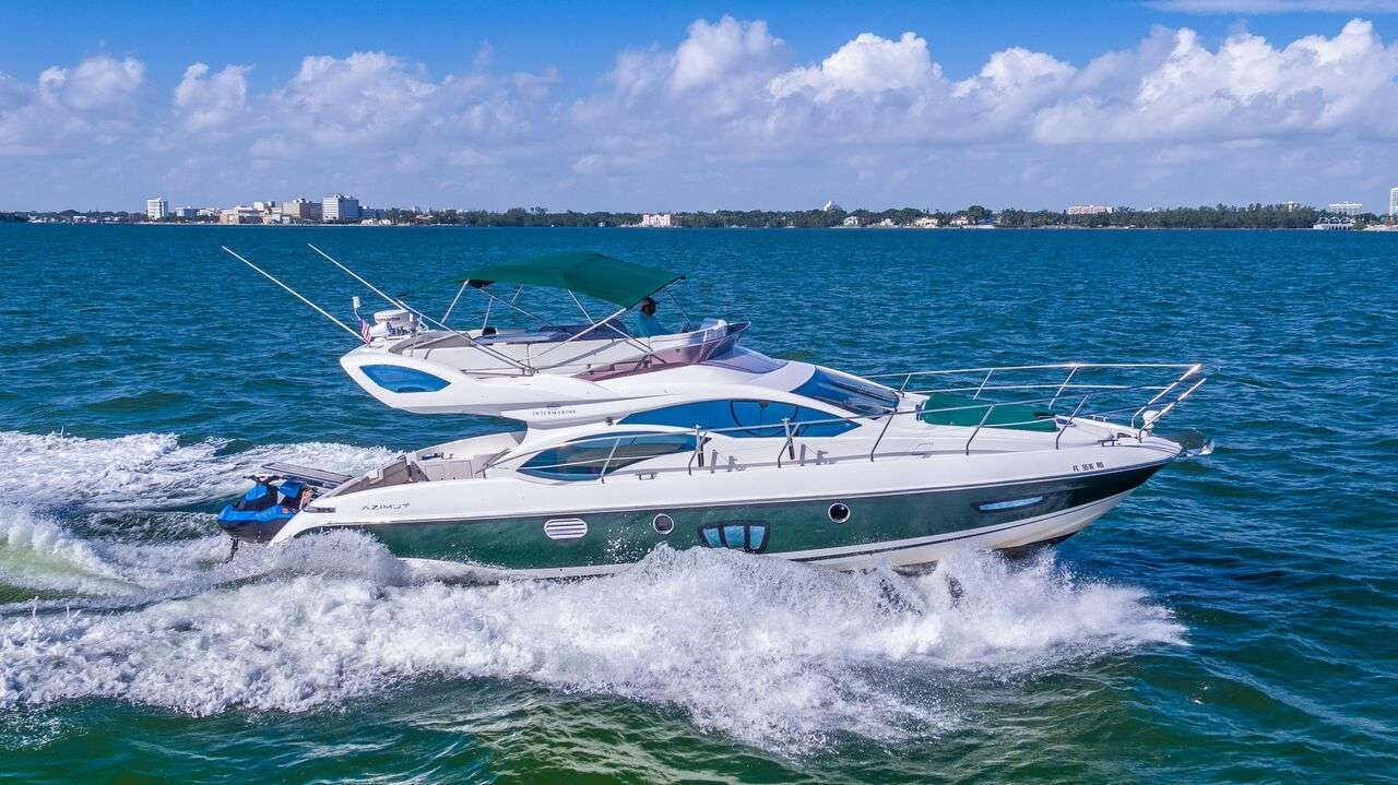TINA Yacht Charter - Ritzy Charters