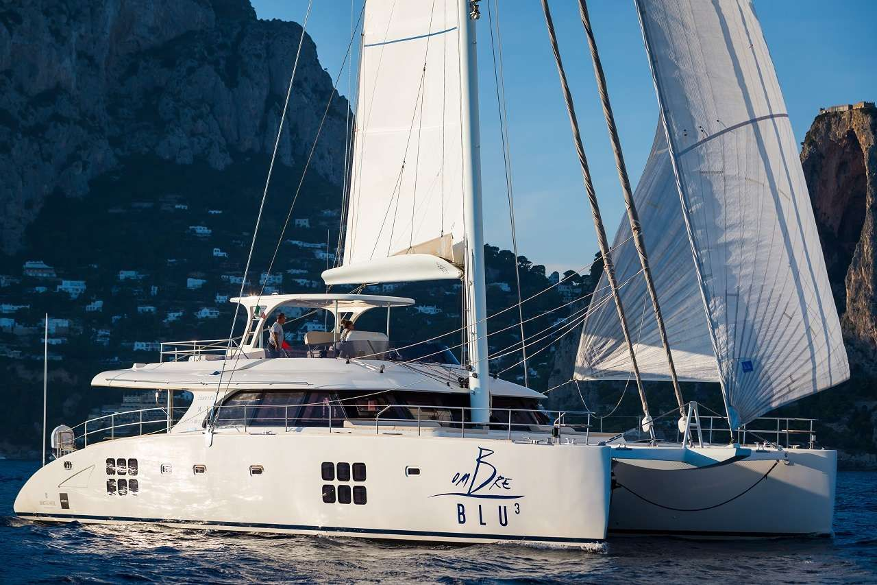 OMBRE BLU3 Yacht Charter - Ritzy Charters